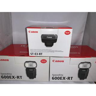 キヤノン(Canon)のCanon 600EX-RT×2 ST-E3-RTセット(ストロボ/照明)