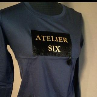 アトリエシックス(ATELIER SIX)のATELIER SIX   長袖Tシャツ(シャツ/ブラウス(長袖/七分))