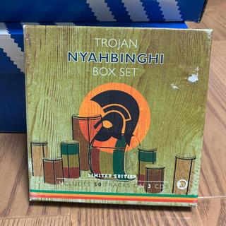 TROJAN NYAHBINGHI BOX SET 3CD(ワールドミュージック)