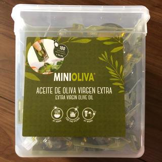 コストコ(コストコ)のコストコ 食用オリーブオイル 12.82g×10個(調味料)