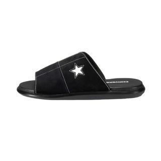コンバース(CONVERSE)のconverse addict one star sandal 27cm 黒(サンダル)
