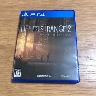 プレイステーション4(PlayStation4)のライフイズストレンジ2 (Life Is Strange 2) - PS4(家庭用ゲームソフト)