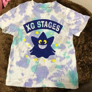 エックスガールステージス(X-girl Stages)のX-girlstages Tシャツ 100(Tシャツ/カットソー)