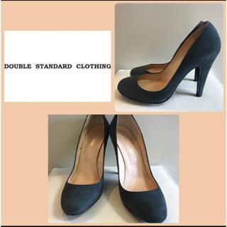 ダブルスタンダードクロージング(DOUBLE STANDARD CLOTHING)のダブルスタンダードクロージングのグレースエード パンプス(ハイヒール/パンプス)