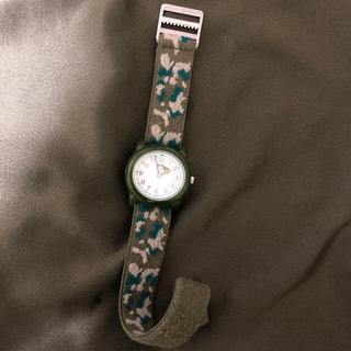 タイメックス(TIMEX)のTIMEX キッズ 迷彩 腕時計(腕時計)