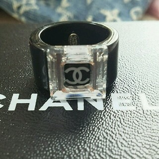 シャネル(CHANEL)の瞬き禁止■CHANEL■リングBR(リング(指輪))