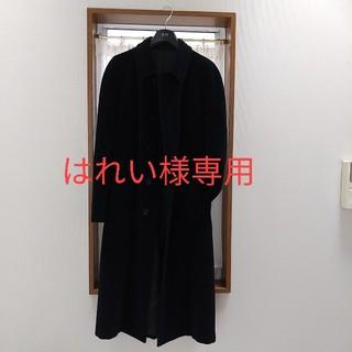 アルマーニ コレツィオーニ(ARMANI COLLEZIONI)のアルマーニ コレツィオーニ 男性用コート(黒)(ステンカラーコート)