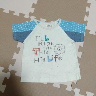 キムラタン(キムラタン)のキムラタン ピッコロ Tシャツ 80(Tシャツ)