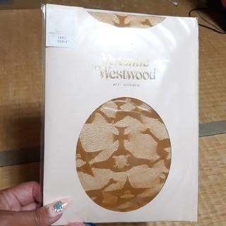 ヴィヴィアンウエストウッド(Vivienne Westwood)のVivienne Westwood ストッキング マスタード(タイツ/ストッキング)