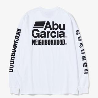 ネイバーフッド(NEIGHBORHOOD)のネイバーフッド × アブガルシア コラボ ロンT(Tシャツ/カットソー(七分/長袖))