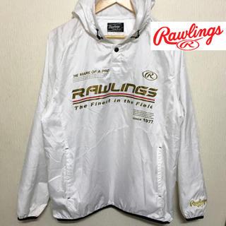 ローリングス(Rawlings)のRawlings ナイロンパーカー ローリングス プルオーバー ジャケット 長袖(ナイロンジャケット)