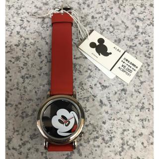 アルバ(ALBA)のALBA アルバ Disney ディズニー ウォッチ ミッキーマウス 腕時計(キャラクターグッズ)