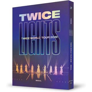 ウェストトゥワイス(Waste(twice))の【Blu-ray】TWICE WorldTour2019 Twicelights(ミュージック)
