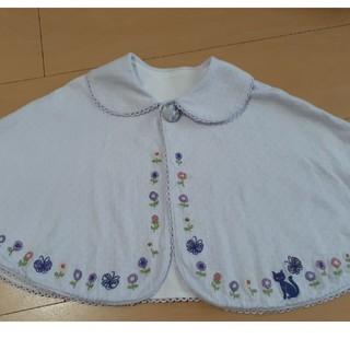 アナスイミニ(ANNA SUI mini)のANNA SUI mini ポンチョ アナスイ(ジャケット/コート)