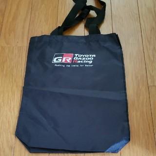 トヨタ(トヨタ)のTOYOTA GR GAZOO Racing トートバッグ、エコバッグ(ノベルティグッズ)