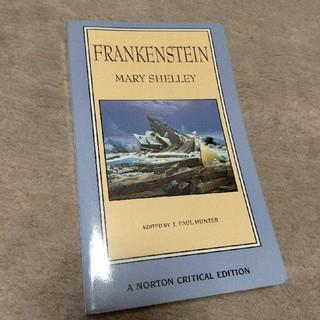フランケンシュタイン 英語版 Mary Shelley
