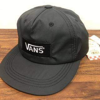 ヴァンズ(VANS)の半額以下! 新品 ¥4180 vans BOXロゴキャップ supreme好きに(キャップ)