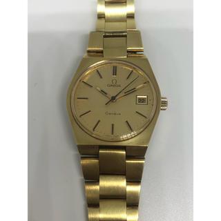 オメガ(OMEGA)のOMEGA Geneve オメガ ジュネーブ 手巻き 動作確認済み 正規品(腕時計(アナログ))