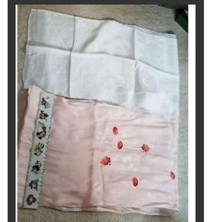 遊兎庵さん専用 着物小物類   帯布 2種(小道具)