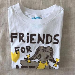 ハレイワ(HALEIWA)のTシャツ 140 半袖 ハワイ トップス ハレイワちゃん(Tシャツ/カットソー)
