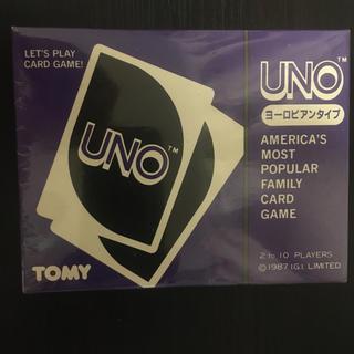 ウノ(トランプ/UNO)