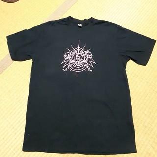 ラスティ(RUSTY)のRUST  半袖Tシャツ 黒 (Tシャツ/カットソー(半袖/袖なし))