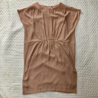 グリーンレーベルリラクシング(green label relaxing)のgreenlabel ワンピース ドレス(ミディアムドレス)