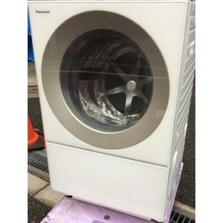 パナソニック(Panasonic)のドラム式洗濯乾燥機 パナソニック NA-VG720L 18年製 Cuble(洗濯機)