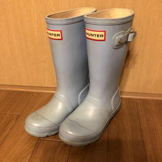 ハンター(HUNTER)のHUNTER レインブーツ 子供用 17cm(長靴/レインシューズ)