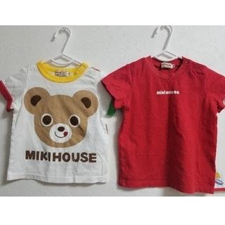 ミキハウス(mikihouse)のミキハウス Tシャツセット 80(Tシャツ)