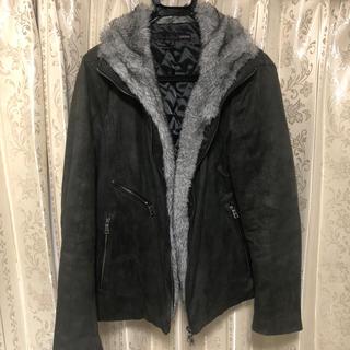シュリセルの冬用ライダースLサイズ(ライダースジャケット)