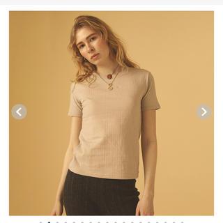 シールームリン(SeaRoomlynn)のコットン2FaceFitTシャツ(シャツ/ブラウス(半袖/袖なし))