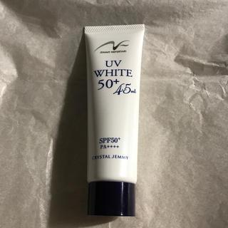 クリスタルジェミー(クリスタルジェミー)のジェミーネフェルタリ薬用UVホワイト50+。(日焼け止め/サンオイル)
