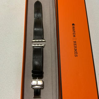 エルメス(Hermes)の(正規品) Apple Watch 44mm エルメス レザー バンド(レザーベルト)
