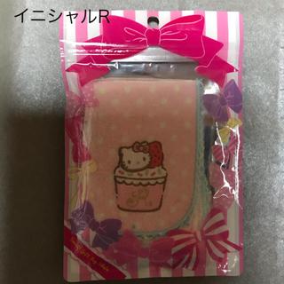 サンリオ(サンリオ)の新品☆ハローキティー イニシャルプチタオル(ハンカチ)