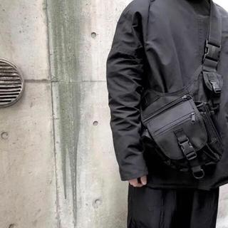 マルタンマルジェラ(Maison Martin Margiela)のUK Label Body bag militaryなかむ着用deadstock(ショルダーバッグ)