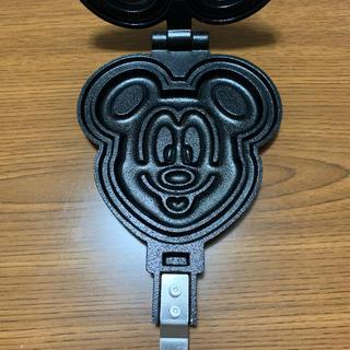 ディズニー(Disney)のミッキーワッフルメーカー 東京ディズニーリゾート ミッキー  ワッフル(鍋/フライパン)