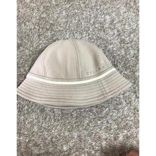 セリーヌ(celine)のCELINE  ハット ベビー帽子 48cm(帽子)