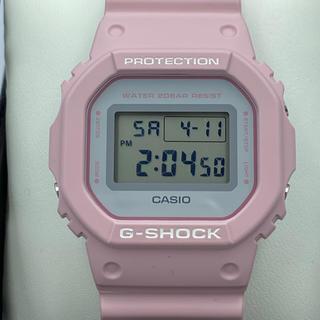 ジーショック(G-SHOCK)のセール 新作G-SHOCKの腕時計 DW-5600SC-4JF(腕時計(デジタル))