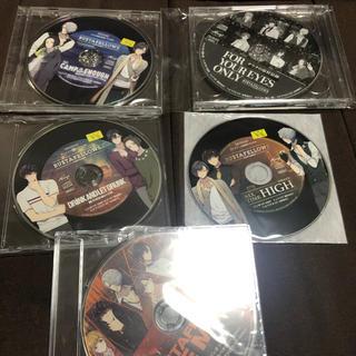 ニンテンドースイッチ(Nintendo Switch)のBUSTAFELLOWS バスタフェロウズ ドラマ CD (ゲーム音楽)