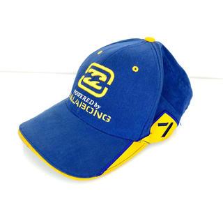 ビラボン(billabong)のビンテージ オッキー記念モデル BILLABONG ビラボン キャップ 帽子(キャップ)