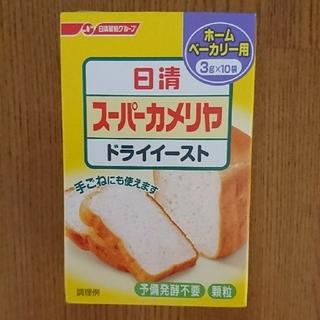 ニッシンセイフン(日清製粉)の日清カメリヤ ドライイースト (パン)