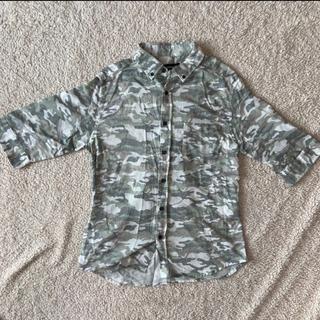 アベイル(Avail)のカモフラ柄 迷彩柄 5分袖 シャツ(シャツ)