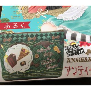アンジェリックプリティー(Angelic Pretty)のショウコミ付録 アンティークショコラトリーポーチ(ポーチ)