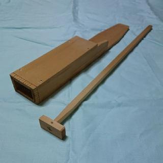 檜ところてん突き(調理道具/製菓道具)