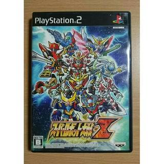 バンプレスト(BANPRESTO)のスーパーロボット大戦Z PS2(家庭用ゲームソフト)
