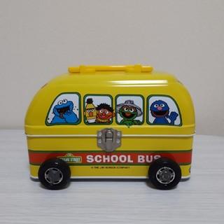 SESAME STREET - セサミストリート バス型缶BOX