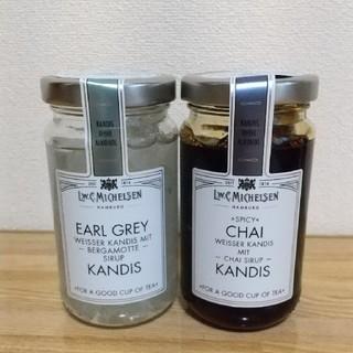 カルディ(KALDI)のMICHEISEN KANDIS ミヒェルゼン キャンディス チャイ アールグレ(缶詰/瓶詰)