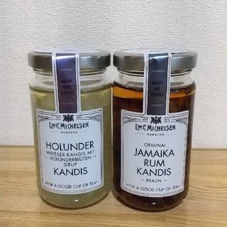 カルディ(KALDI)のMICHEISEN KANDIS ミヒェルゼン キャンディス ラム エルダーフラ(缶詰/瓶詰)