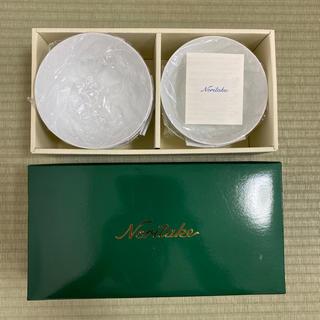 ノリタケ(Noritake)のノリタケ リズモホワイト 14cmボール(5個)(食器)